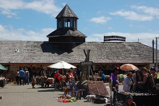 Feria Artesanal, Dalcahue, Chiloé, Chile | by blueskylimit