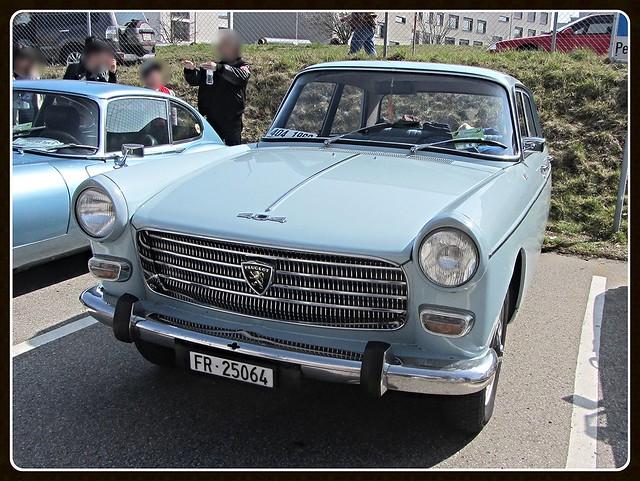 Peugeot 404, 1969