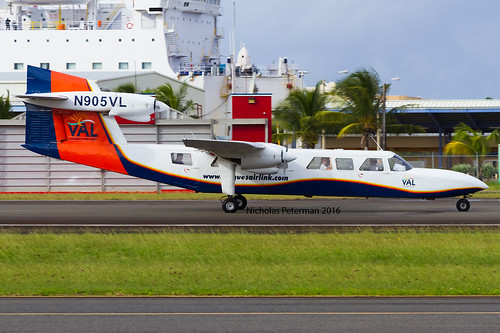 Vieques Air Link  Trislander, 7 | by Nicholas Peterman