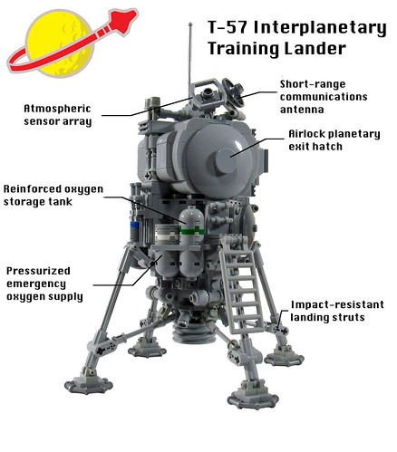 Lander Training - Mars | by aardwolf_83