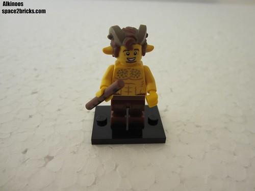 Lego Minifigures S15 le faune p1