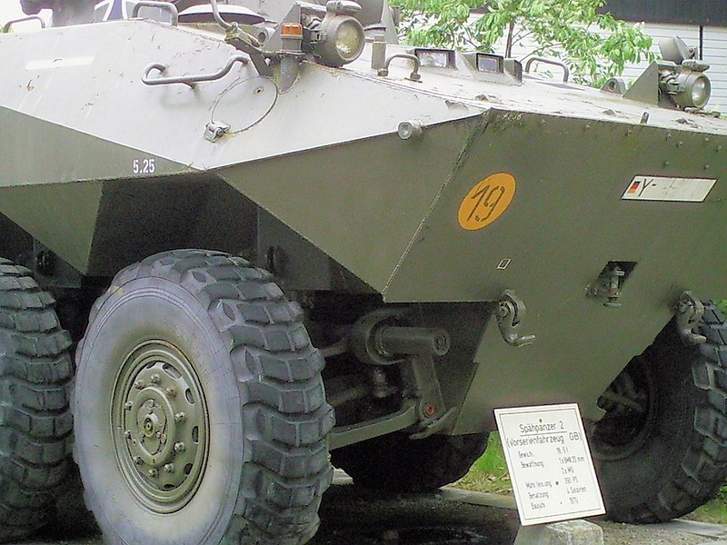 Spahpanzer 2 Prototype 4