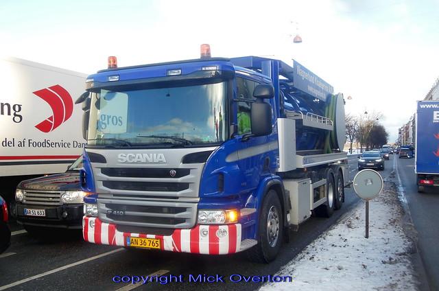 Scania P410 AN36765
