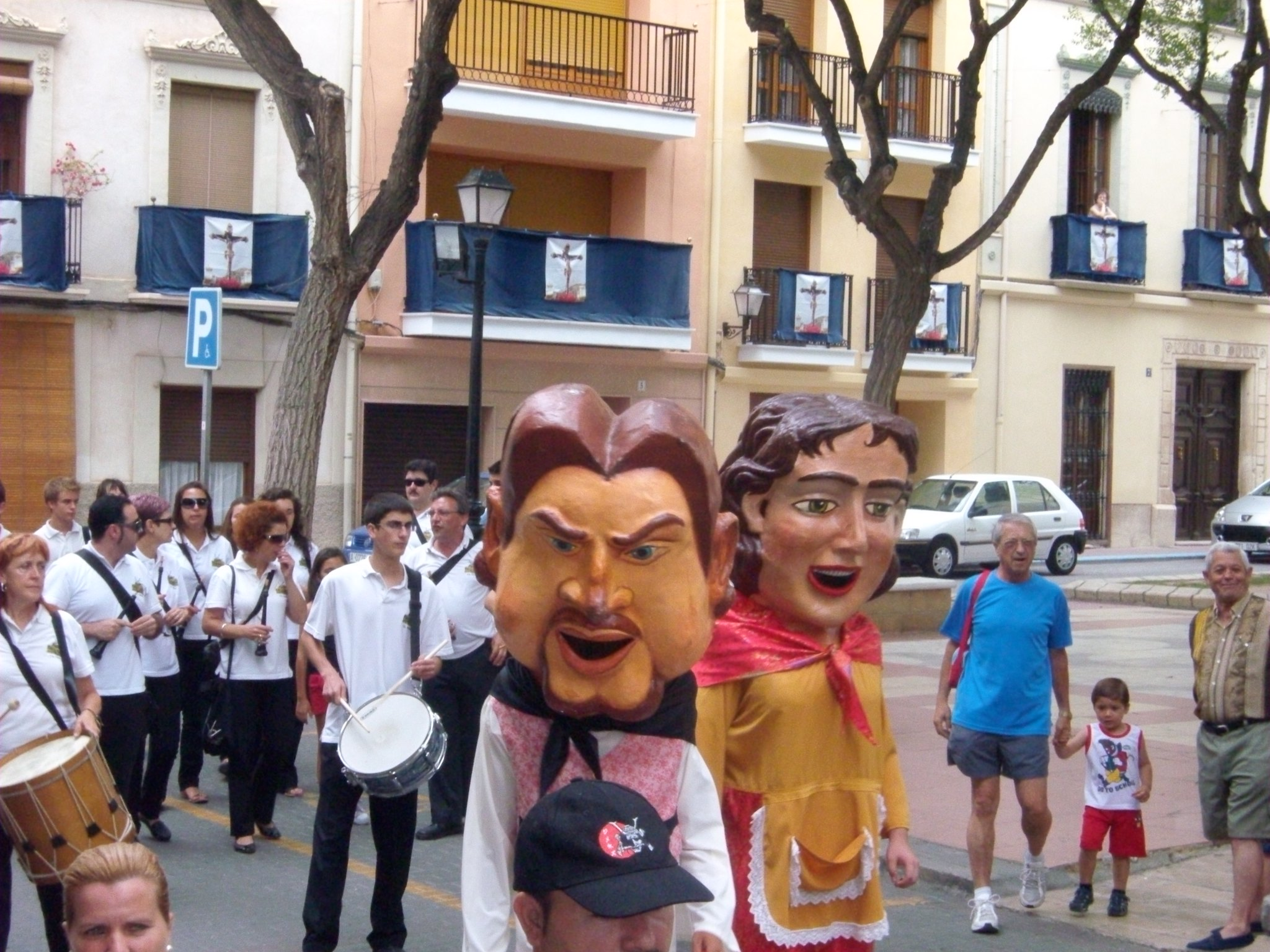 (2011-07-03) - Pasacalle Gent de Nanos -  José Vicente Romero Ripoll (12)