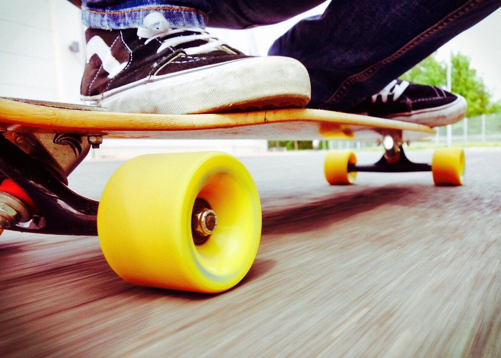 Longboard / Loaded Tan Tien | Tobias Cardenäo | Flickr