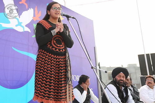Shobita Parwana from Amritsar expresses his views