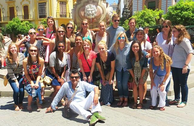 2015 Summer CLIP in Seville, Spain