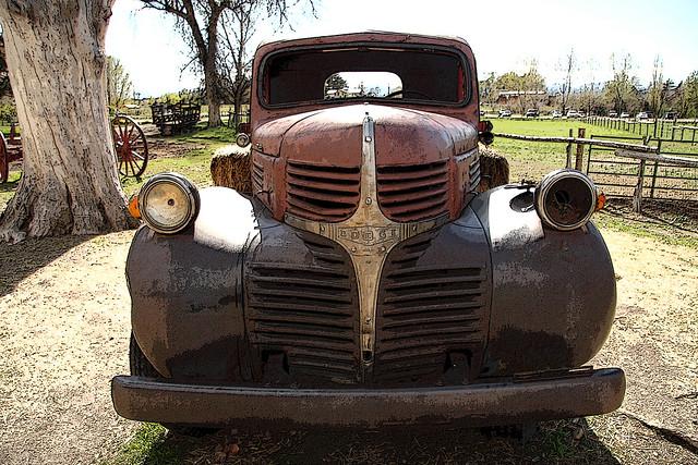 Old Dodge Pickup IMG_8353