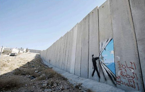 The Israeli Apartheid  Wall