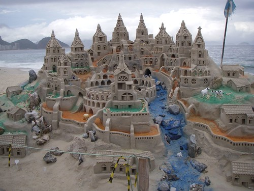 Another Sand Castle