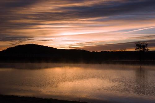 morning trees sky sun lake nature water silhouette clouds sunrise skyscape landscape outdoor canon20d alabama soe canon1740mmf4l napg shieldofexcellence 123unlimited diamondclassphotographer flickrdiamond