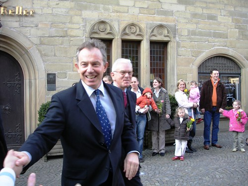 Tony Blair in Osnabrück | by Jens-Olaf