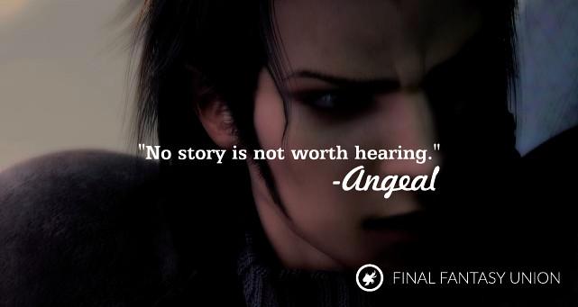 Inspirational Final Fantasy Quotes   Final Fantasy   Flickr