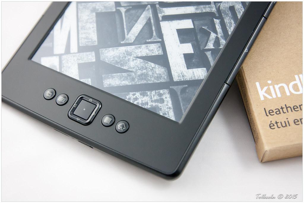 Amazon Kindle Ebook Reader | Amazon Kindle Basic 6