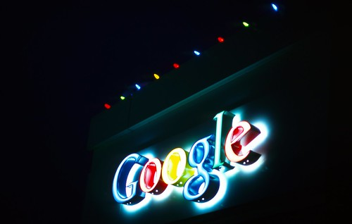 Day 341/365 - Google Lights | by Great Beyond