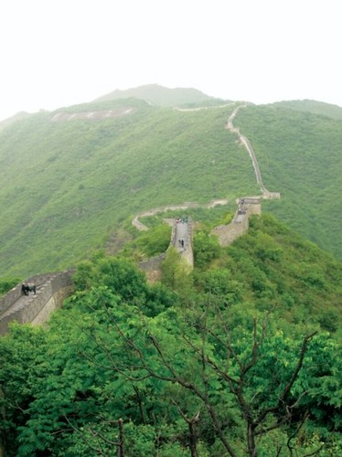Great Wall of China   by engarde_99