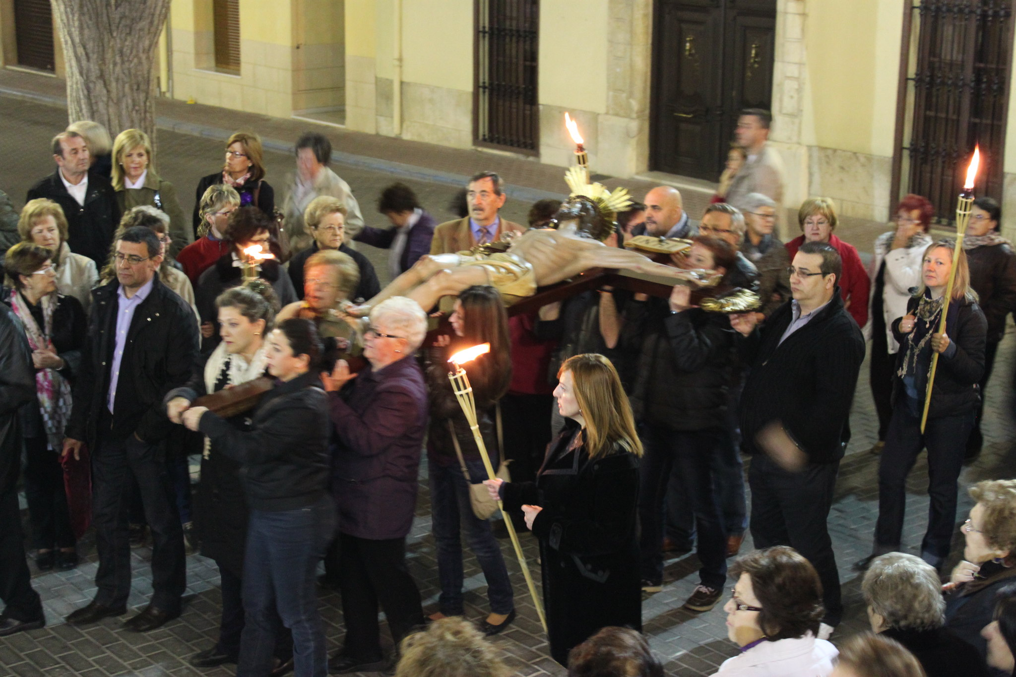 (2012-03-30) - III Vía Crucis nocturno - Javier Romero Ripoll  (31)