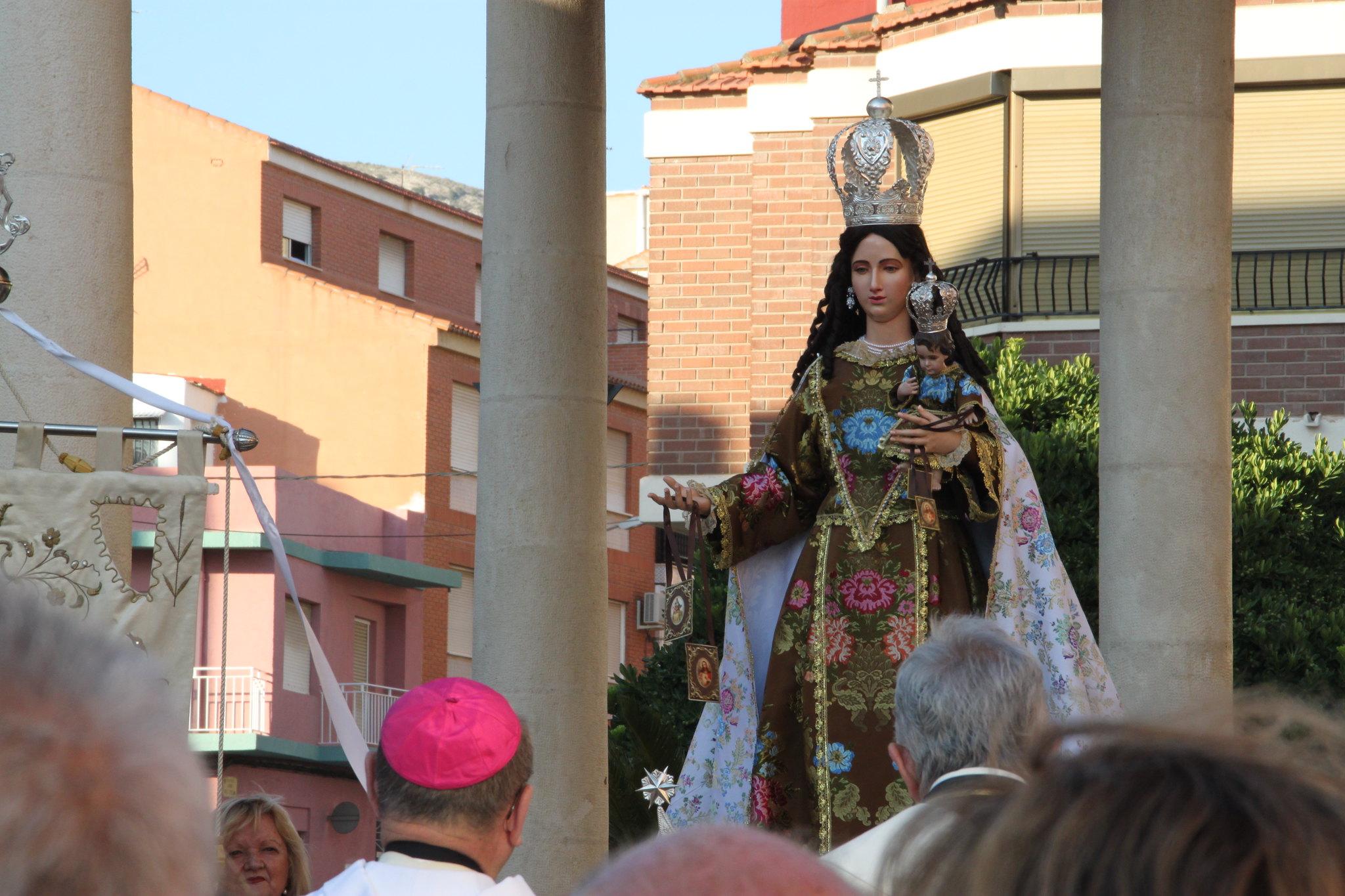 (2015-07-12) - Virgen del Carmen, parroquia La Santa Cruz - Javier Romero Ripoll (83)