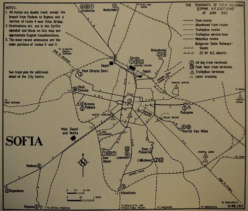 Трамаите на София, 1962г. | by Emperor (GTSofia.info)