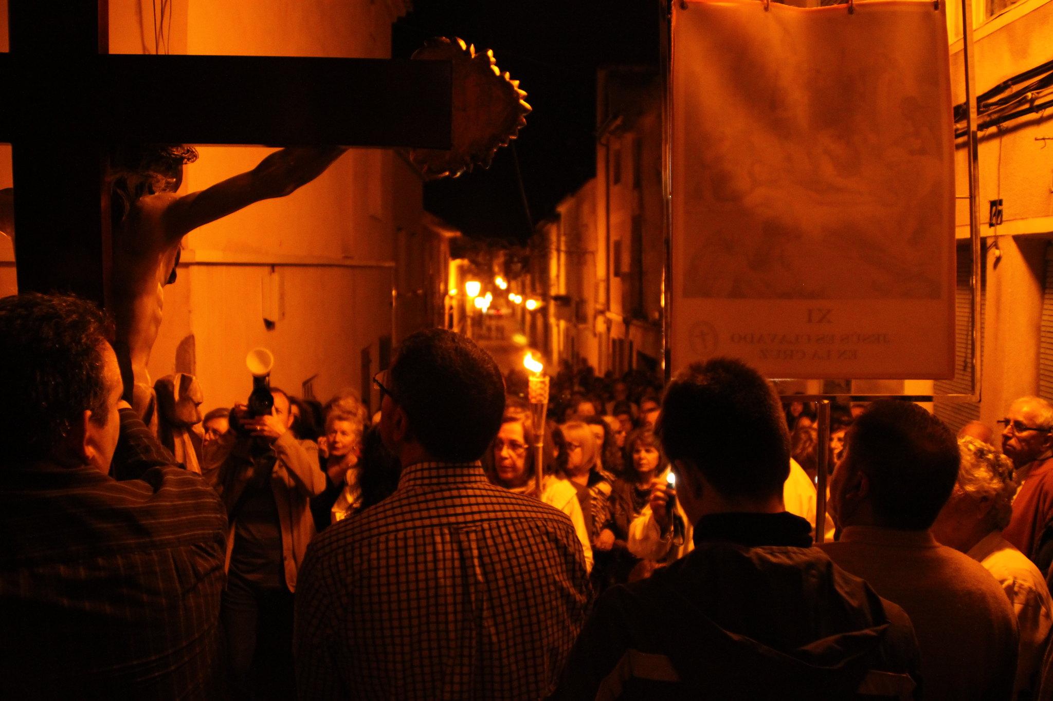 (2014-04-01) -  V Vía Crucis nocturno - Javier Romero Ripoll (139)