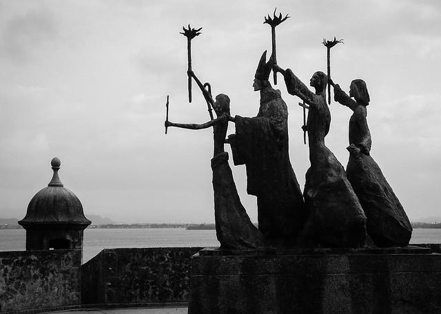 Monument to Rogativa (The Procession), Puerto Rico