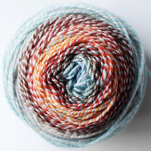 yarn used for VIP club hat #2 samples | by -leethal-