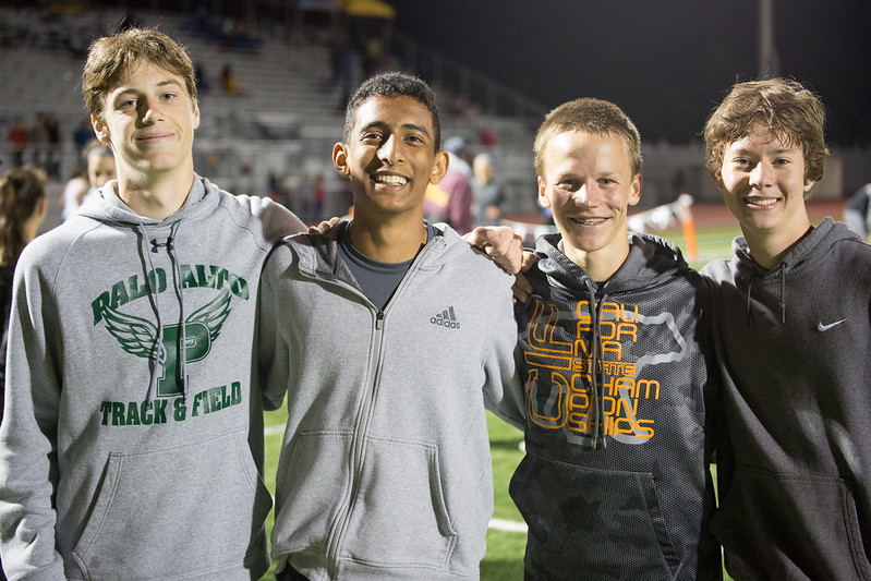 Paly Distance Runners