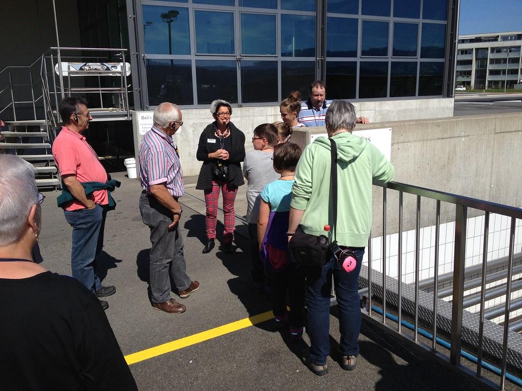 2015-09-12 der QV EHO zu Gast bei Möhl