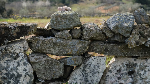 Untitled stone wall