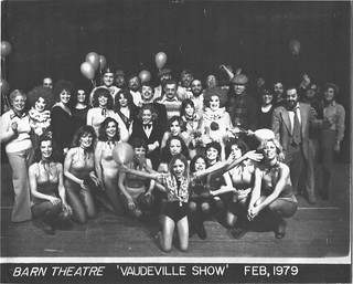 Vaudeville February 1979 | Among the pictured: Cece Dwyer ...
