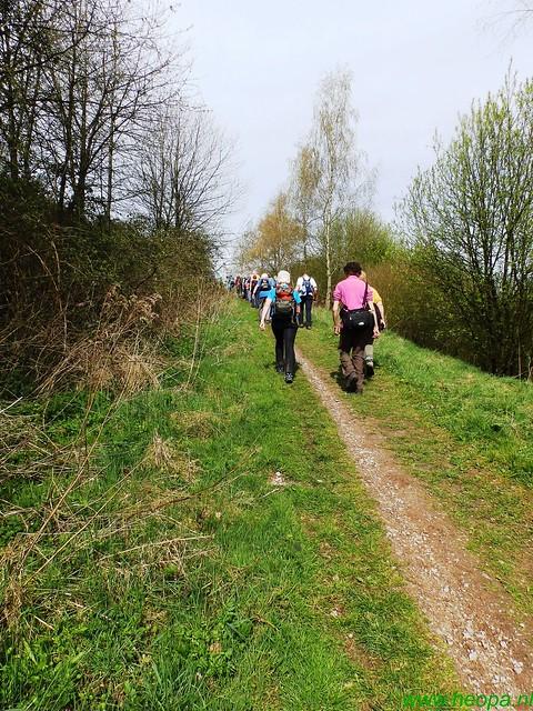 2016-04-13    2e Dag van Lunteren 25 Km  (75)