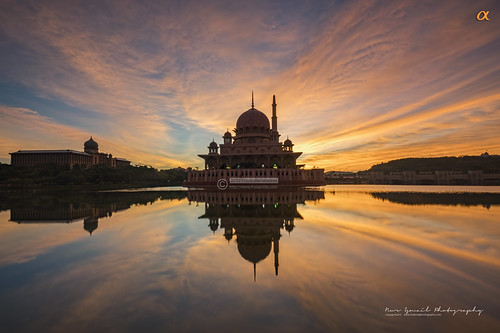 reflection mirror minaret dome putrajaya putrajayalake tasikputrajaya raymaster nurismailphotography nurismail