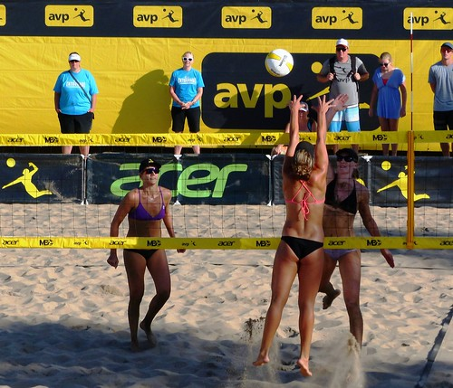 The AVP Manhattan Beach Open | by Game Time For Life