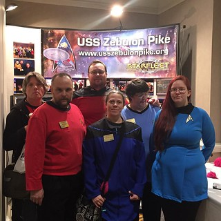 Come visit with the #USSZebulonPike at #GalaxyFest in #ColoradoSprings / on Instagram https://www.instagram.com/p/BB_jIIkMmnl/