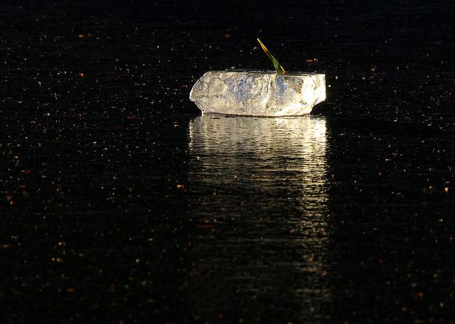 Ship of ice
