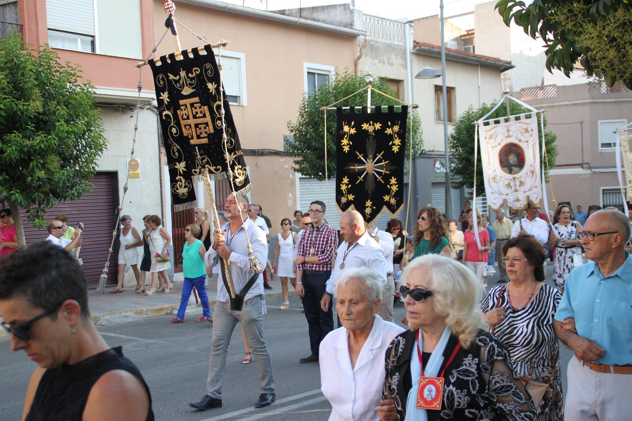 (2015-07-12) - Virgen del Carmen, parroquia La Santa Cruz - Javier Romero Ripoll (15)