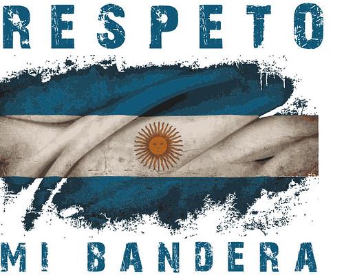 respeto mi bandera