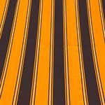 Orange Bahnen
