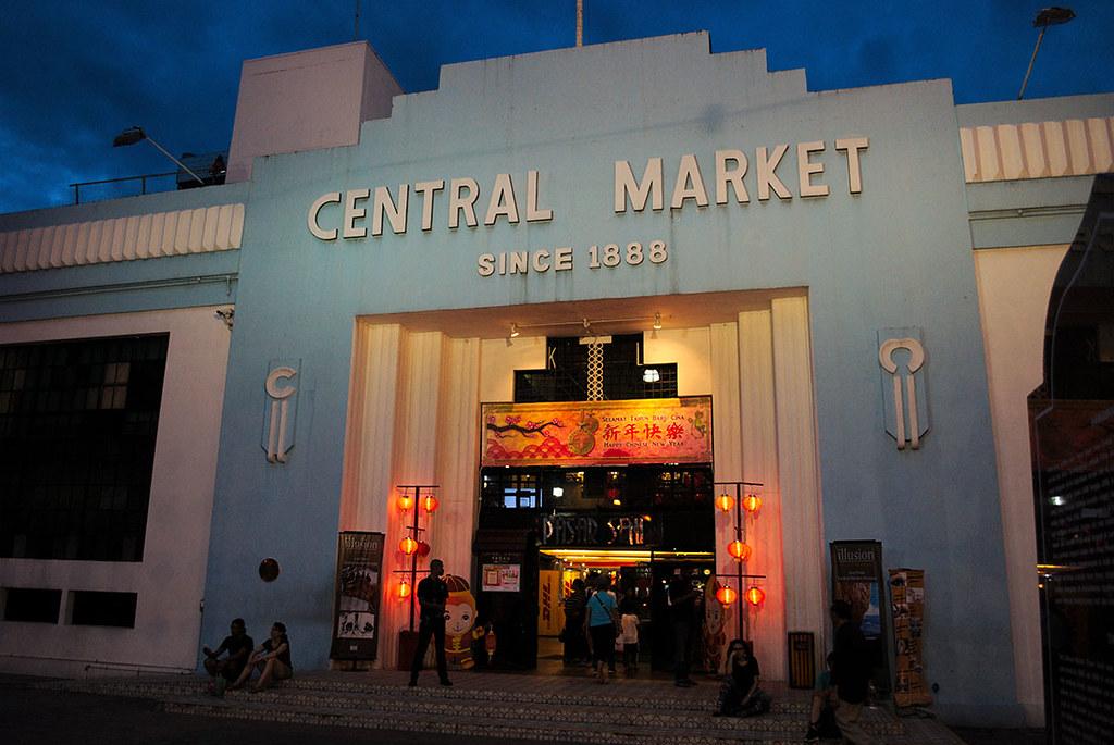 「central market kuala lumpur」的圖片搜尋結果