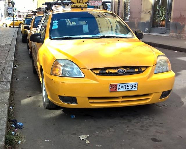 Asmara taxis