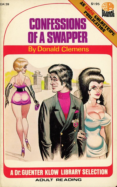 Dr. Guenter Klow Library GK 39 - Donald Clemens - Confessions of a Swapper