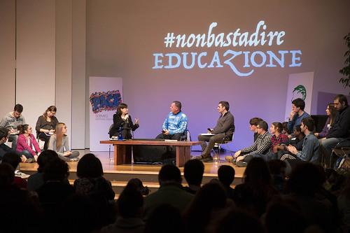 Gianni Maddaloni: Non basta dire educazione
