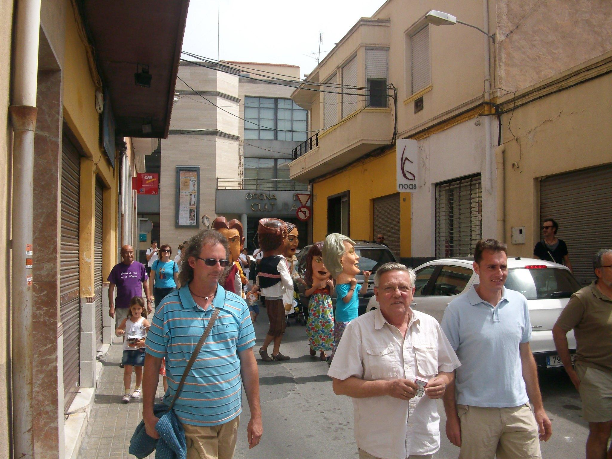 (2010-07-04) - Pasacalle Gent de Nanos - José Vicente Romero Ripoll -  (08)