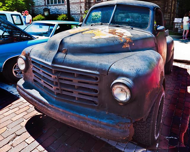Studebaker pickup patina