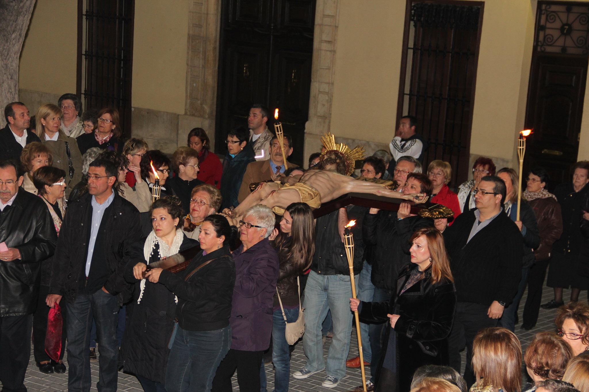 (2012-03-30) - III Vía Crucis nocturno -  Antonio Verdú Navarro  (37)