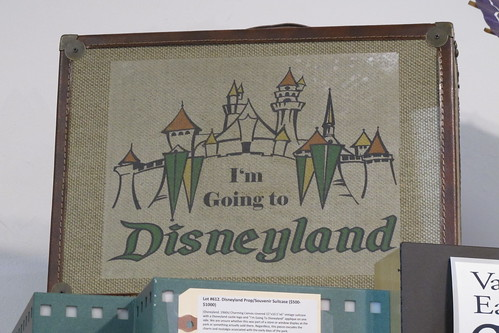 Disneyland suitcase | by The Tiki Chick