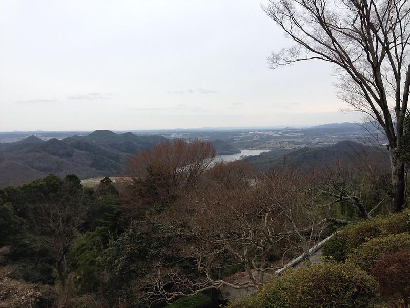 花山院からの眺め