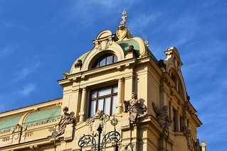 Municipal House, Prague, 1905-11 (3) | by Prof. Mortel