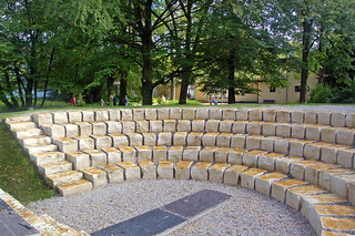 Garmisch - Michael-Ende-Kurpark (12) - Klein-Amphi-Theater | by Pixelteufel