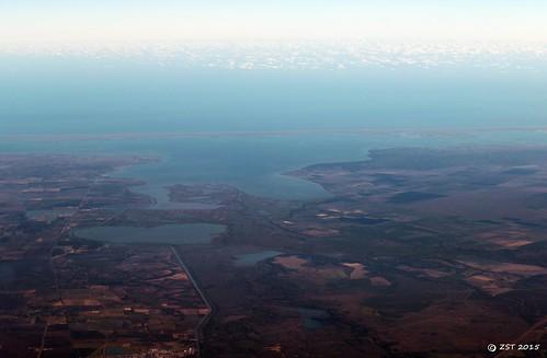 vacation lake geotagged texas flight aerialview aerial greenlake windowseat hynesbay zeesstof sanjosédelcabotohouston